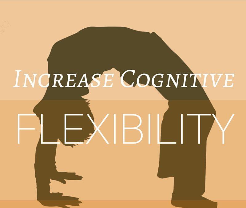 Healthy Gut Promotes Cognitive Flexibility