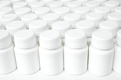 probiotic bottles
