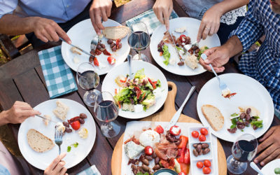 The Mediterranean Diet and Healthy Aging