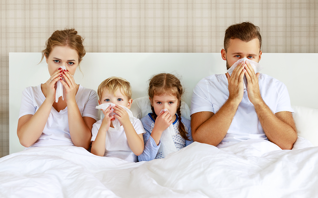 Science vs. Covid-19, Flu, Colds & Allergies- Part 2 of 3: Viral Comparisons
